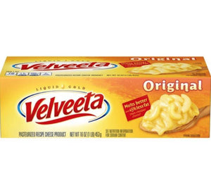 Velveeta Cheese Original Block, 16 oz