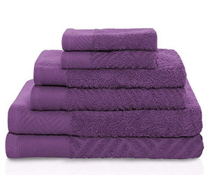 Egyptian Cotton Towel Set 6pc. - Wilson Inmate Package Program