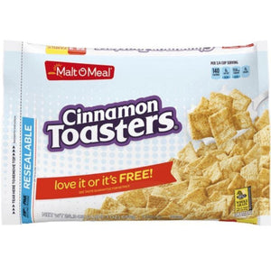 Malt-O-Meal Cinnamon Toasters 24.3oz - Wilson Inmate Package Program