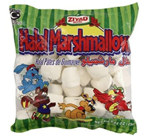 Ziyad Halal Marshmallows, 8.82oz