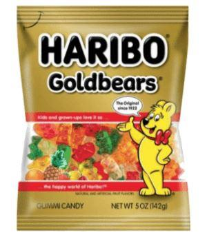 Haribo Gold-Bears - 5oz