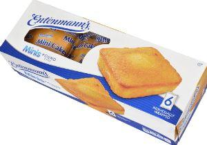 Entenmann's Mini Pound Cakes  9.25oz