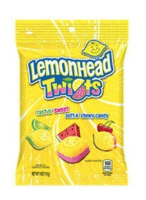 Lemonhead Twist 6oz - Wilson Inmate Package Program