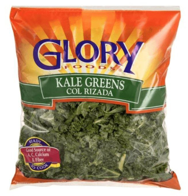 Fresh Kale Greens by Glory 16oz