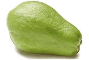 Chayote Squash, One Medium 16oz - Wilson Inmate Package Program