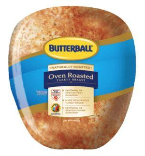 Butterball Original Oven Roasted Turkey Breast, 5-6lbs - Wilson Inmate Package Program