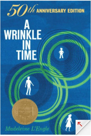A Wrinkle in Time: 50th Anniversary Commemorative Edition - Wilson Inmate Package Program