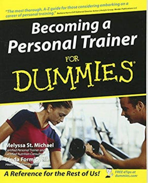 Becoming a Personal Trainer For Dummies - Wilson Inmate Package Program