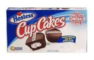 Hostess Cup Cakes 8 Count, 12.6 oz