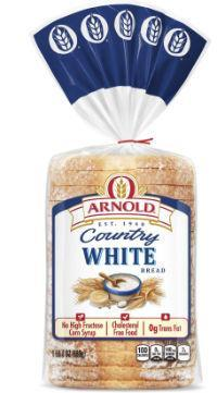Arnold Country White Bread