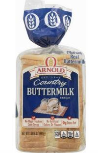 Arnold Country Buttermilk Bread