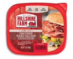 Hillshire Farm® Ultra Thin Hard Salami 7oz