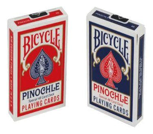Pinochole Playing Cards (2 Decks) - California Inmate Care Package