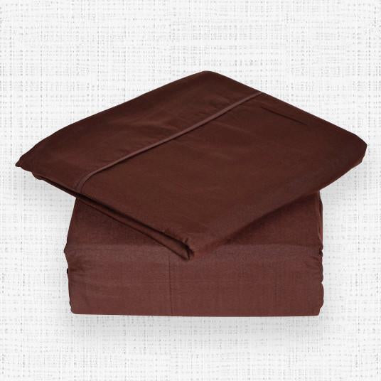 Chocolate Bed Sheets*