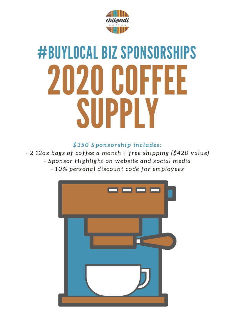 2020 #BuyLocal Biz Sponsorships!