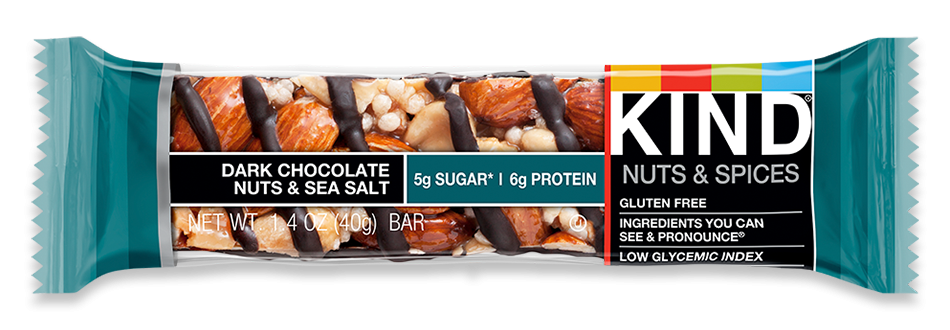 KIND Bar - Salted Caramel & Dark Chocolate Almond