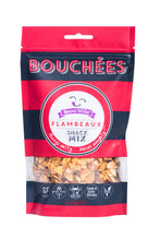 Load image into Gallery viewer, Becca's Petites - Bouchees Snack Mix - Flambeaux - 3.5 oz.