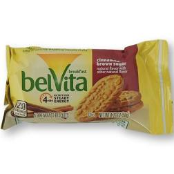 Belvita Breakfast Biscuits - Cinnamon Brown Sugar - 19g of Whole Grain