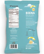 Load image into Gallery viewer, Biena Chickpea Puffs - Aged White Cheddar - .6 oz
