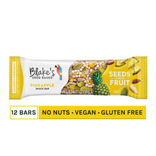 Load image into Gallery viewer, Blake's Seed Based - Seeds And Fruit Pineapple Snack Bar - 1.23 oz.