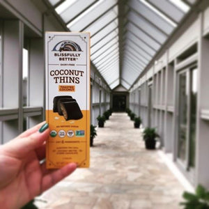 Blissfully Better - Toasted Coconut Thins - 1.6 oz.