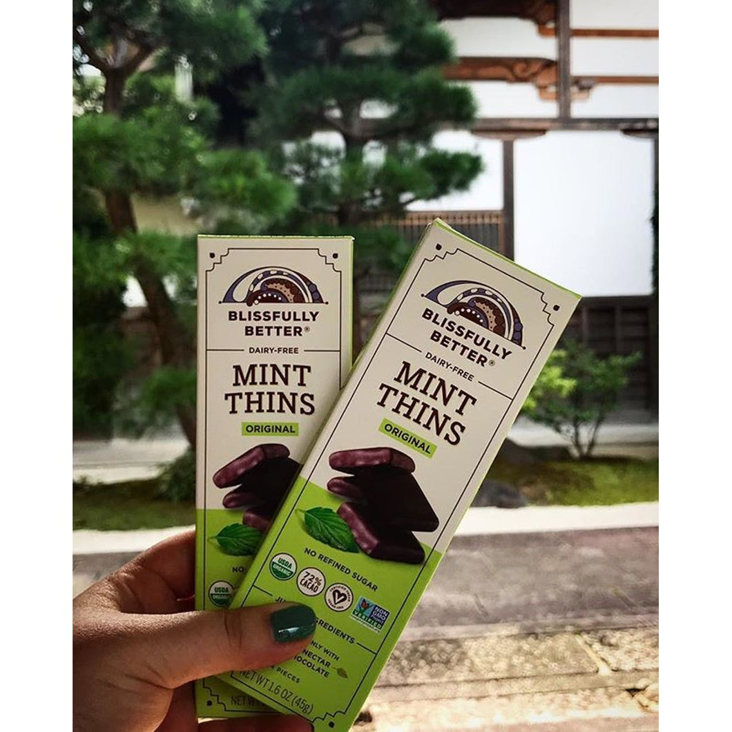 Blissfully Better - Mint Thins - 1.6 oz