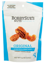 Load image into Gallery viewer, BobbySue's Nuts - Original - 2.5 oz