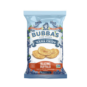 Bubba's Fine Foods - Blazing Buffalo 'Nana Chips -1.3 oz.