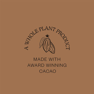 Candid Noons - Whole Cacao Crunch Bites - Banana & Nibs - 1.13 oz.