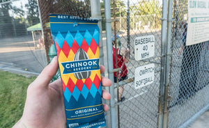 Chinook Seedery - Original Flavor Small-Batch Sunflower Seeds - 1.5 oz.