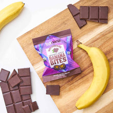Load image into Gallery viewer, Barnana - Organic Dark Chocolate Chewy Banana Bites - 1.4 oz