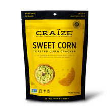 Load image into Gallery viewer, Craize Corn - Sweet Toasted Corn Cracker  - 4 oz.