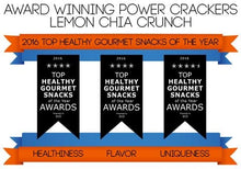 Load image into Gallery viewer, Foods Alive Power Snacker's - Lemon Chia-Crunch - 3 oz