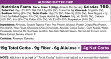Load image into Gallery viewer, IQ Bar - Almond Butter Chip - 1.6 oz