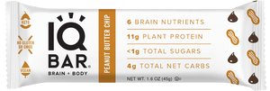 IQ Bar - Peanut Butter Chip - 1.6 oz