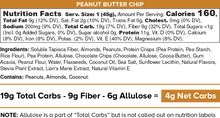 Load image into Gallery viewer, IQ Bar - Peanut Butter Chip - 1.6 oz