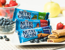 Load image into Gallery viewer, Kellogg Nutri-Grain Soft Baked Breakfast Bar - Apple Cinnamon - 1.3 oz