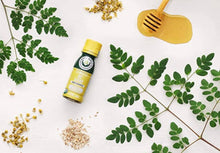Load image into Gallery viewer, Kuli Kuli - Moringa Stress Be Gone Function Forward Wellness Shot - Honey Chamomile - 2.5 FL oz.