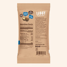 Load image into Gallery viewer, Lebby Chickpea Snacks - Mocha - 1.5 oz.