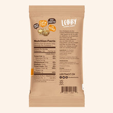 Load image into Gallery viewer, Lebby Chickpea Snacks - Sesame Honey - 1.5 oz.