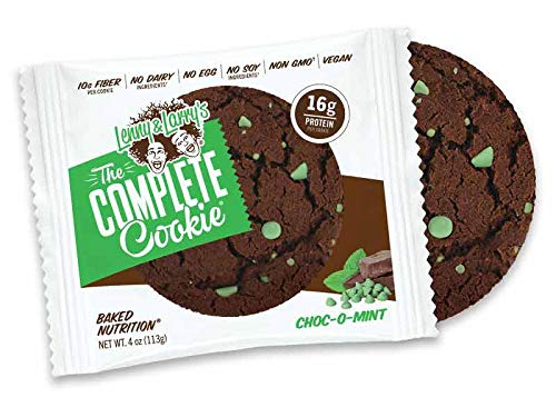 Lenny & Larry's - The Complete Cookie - Choc-O-Mint - 4 oz.