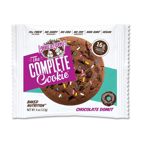 Lenny & Larry's The Complete Cookie - Chocolate Donut - 4 oz.