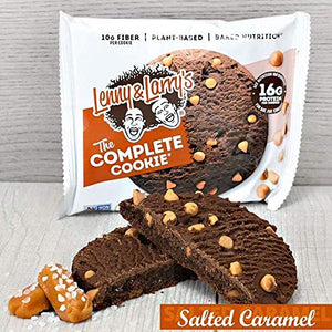 Lenny & Larry's - The Complete Cookie - Salted Caramel - 4 oz.