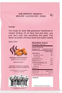 Love Corn - Roasted Corn Snack - Smoked BBQ - 1.6 oz