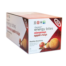 Load image into Gallery viewer, MetaBall Energy Bites - Cinnamon Apple Crisp - 1.76 oz