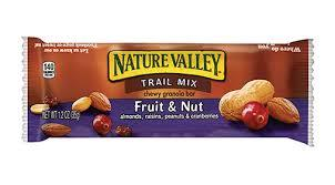 Nature Valley - Fruit & Nut Chewy Granola Bar - Trail Mix -  1.2 oz.