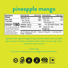 Load image into Gallery viewer, Nush - Pineapple Mango Cake - 2.1 oz.