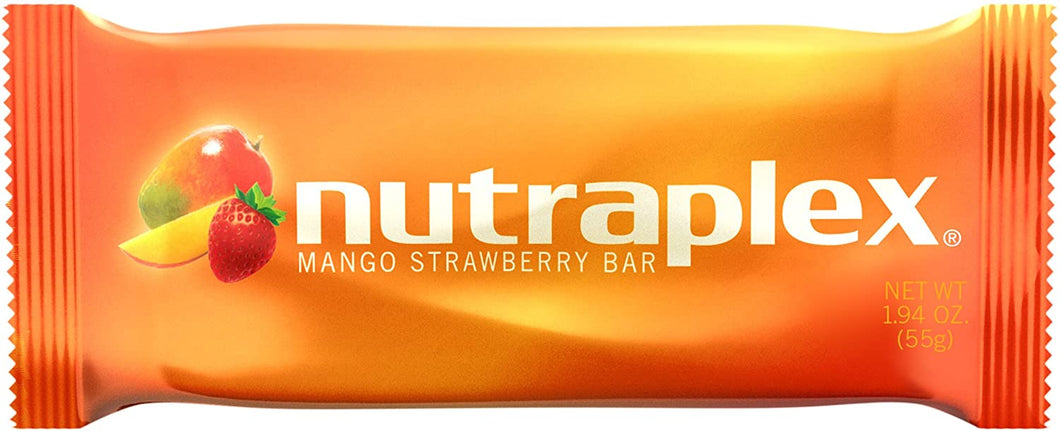 Nutraplex - Mango Strawberry Bar - 1.94 oz