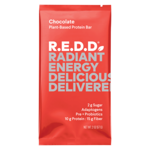 R.E.D.D. Chocolate Plant-Based Protein Bar - 2 oz.