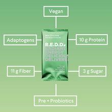 Load image into Gallery viewer, R.E.D.D. Mint Chocolate Plant-Based Protein Bar - 2.0 oz.